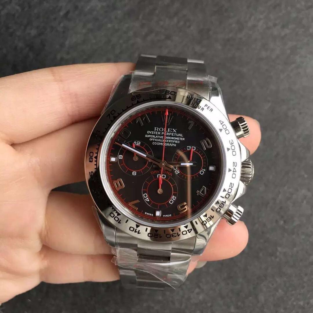 Rolex Cosmograph Daytona Steel Replica Watch
